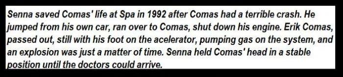 Ayrton Senna - True Hero