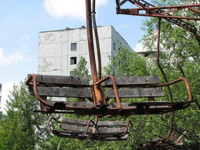 Abandoned Theme Parks