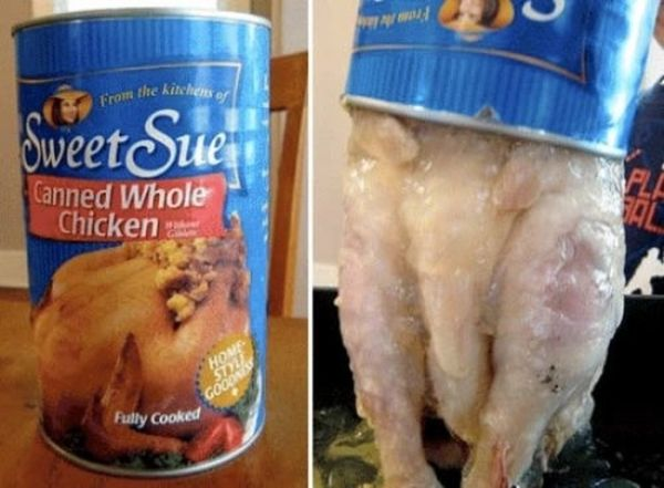 The Most Unusual Canned Foods