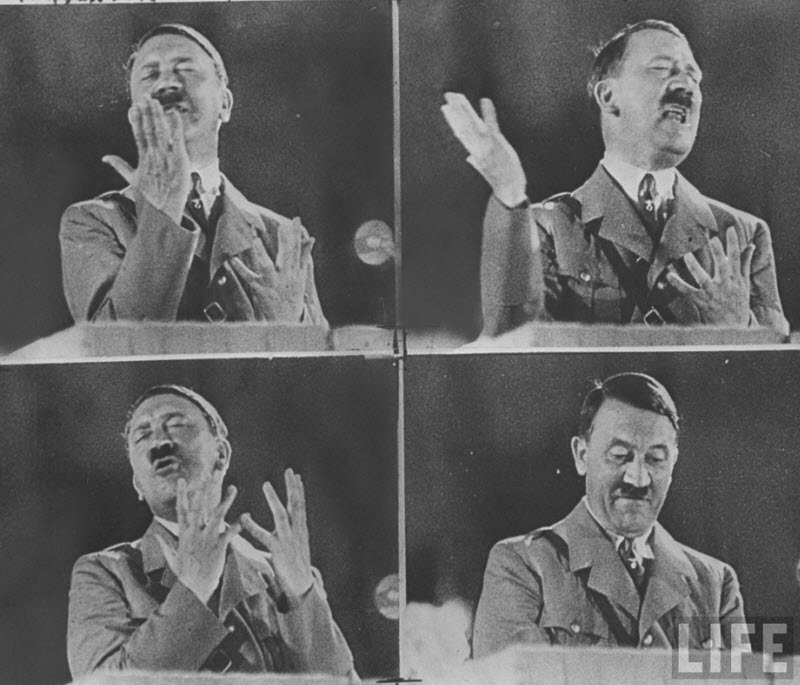 the life of adolf hitler Adolf hitler's death has proved to be a highly contentious subject among  historians with some claiming the evil dictator died at the hands of.