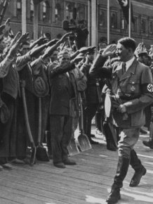 The life of Adolf Hitler in pictures