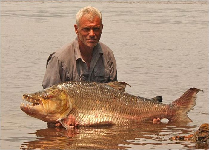 The Scariest River Monsters