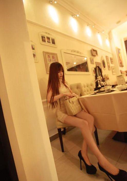 Real Life Doll Wang Jiayun