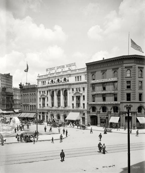Retro Photos of the USA