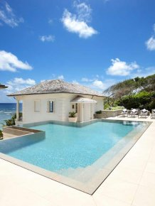 Exquisite villa on the Caribbean coast