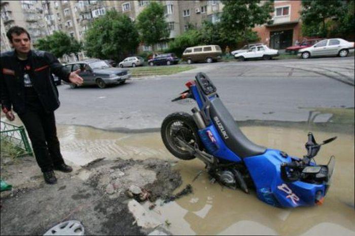 I Don't Crash Like Everyone Else