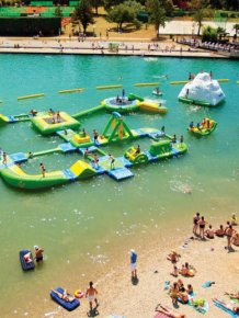 Awesome Inflatable Water Parks