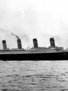 100th anniversary of Titanic disaster