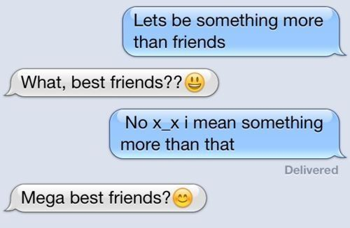 Guys Doomed to the Friend Zone