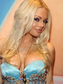 Sexy Jesse Jane clothed
