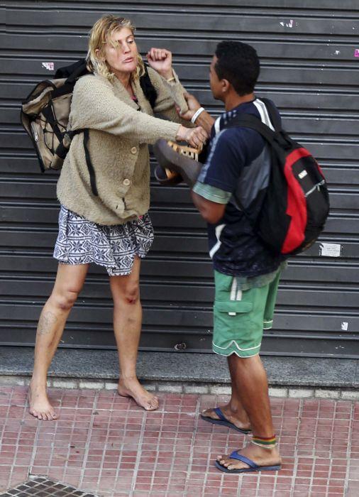 Crack Addicts of Brazil