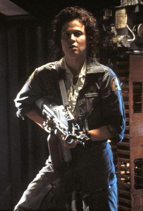 "Behind the Scenes of ""Alien"""