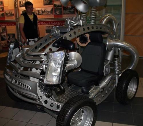 Auto World, part 121