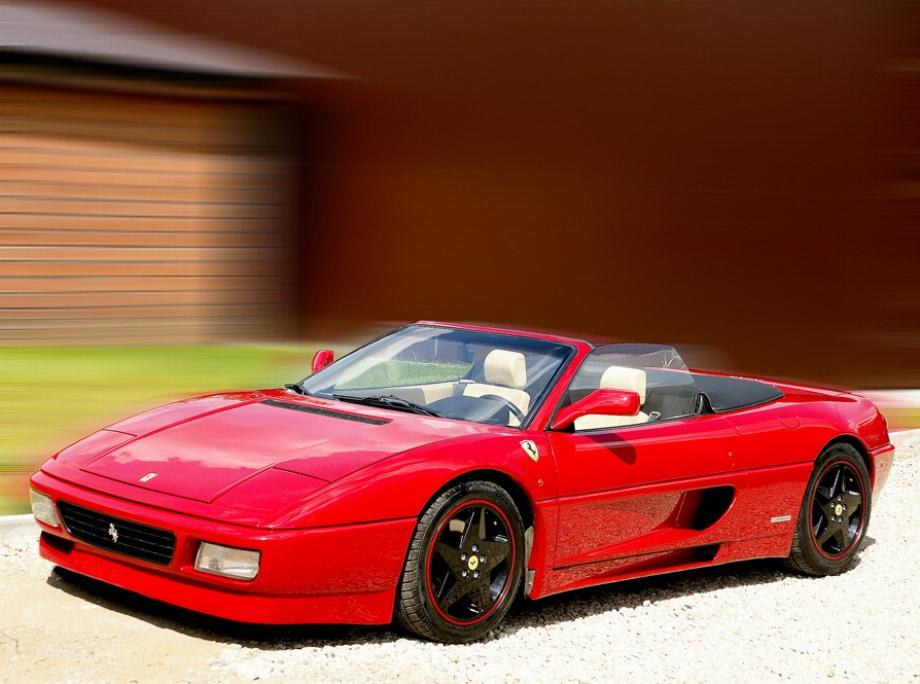 Ferrari 348, part 348
