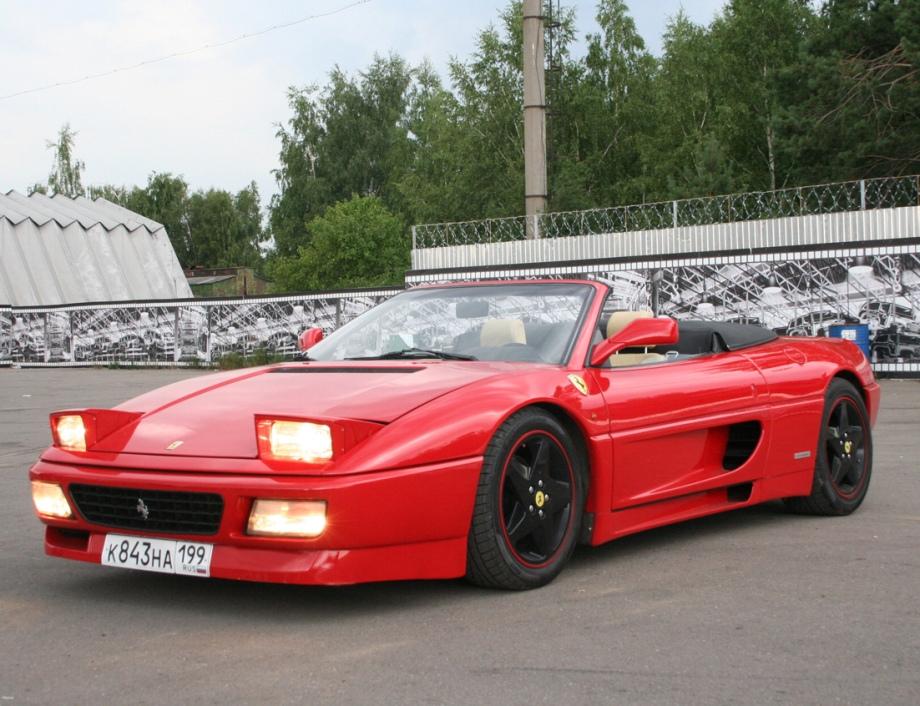 Ferrari 348 Part 348 Vehicles