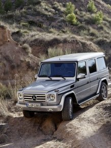 Mercedes-Benz has updated the legendary G-Class