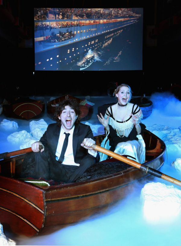 The Best Way To Watch Titanic