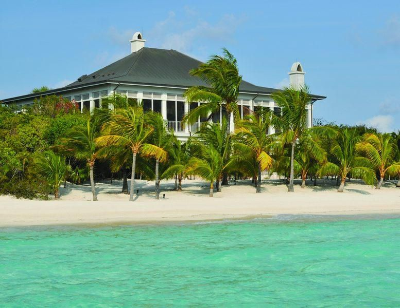 The $85 Million Bahamian Island