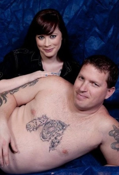 Engagement Photos Gone Intentionally Wrong