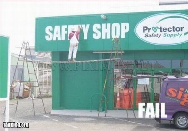 Ironic Sign Situations