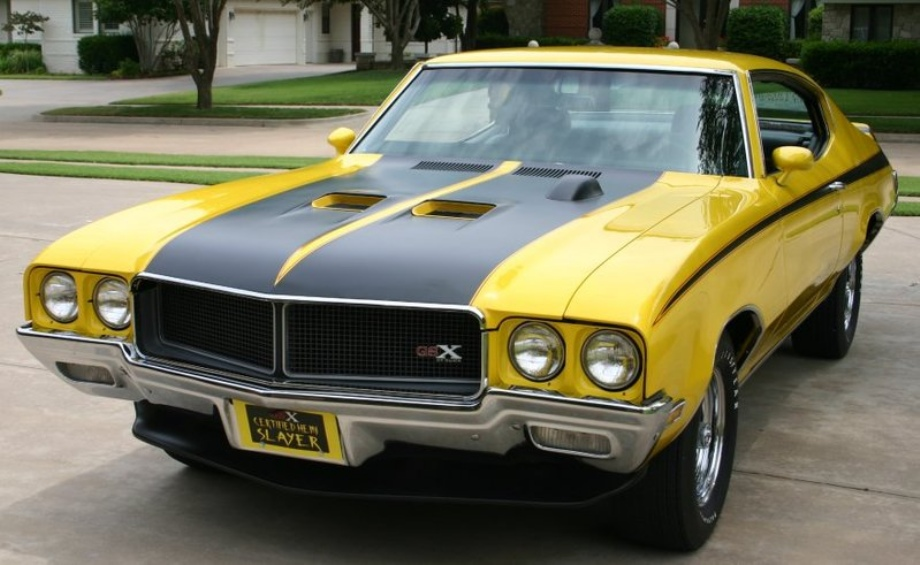 Muscle Cars, part 4