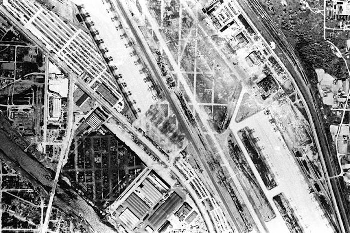 Hiding Air Bases, Factories and Plants in WWII