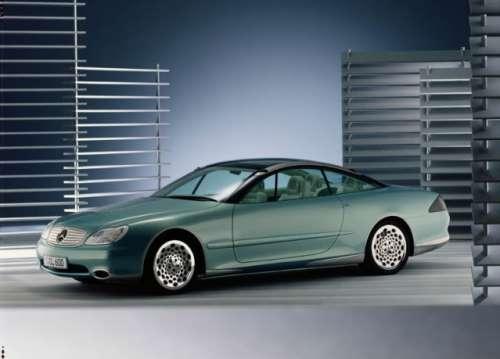 '96 Mercedes-Benz F200 Concept
