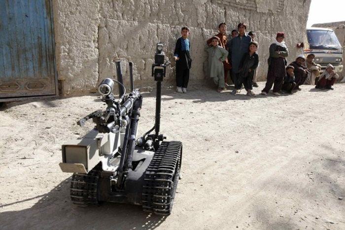 EOD robots