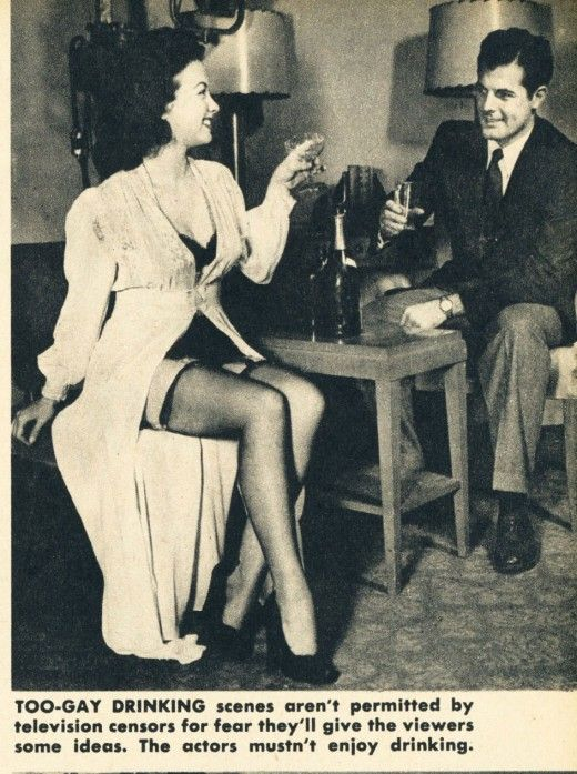 Television Taboos, 1949, part 1949
