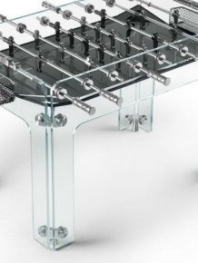 Coffeetable + Foosball Table by Teckell