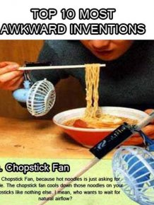 Top 10 Most Awkward Inventions