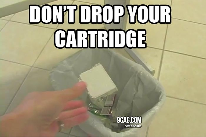 The Second Life of Your Ink Cartridge