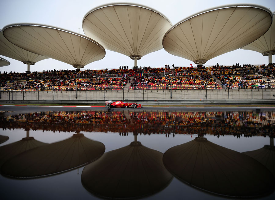 Behind the scenes of the F1 Grand Prix of China, 2012, part 2012