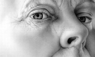 Very Realistic Black and White Drawings