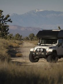 AT Action Camper for Jeep