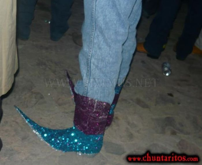 Awesome Boots