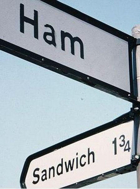 Ridiculous Place Names Fun