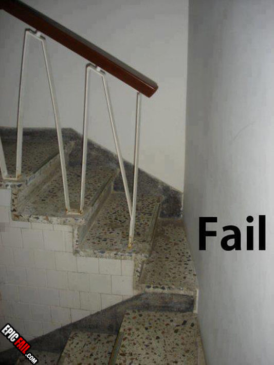 Fail and Win, part 25