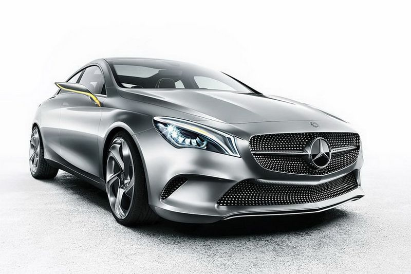 Mercedes-Benz Concept Coupe