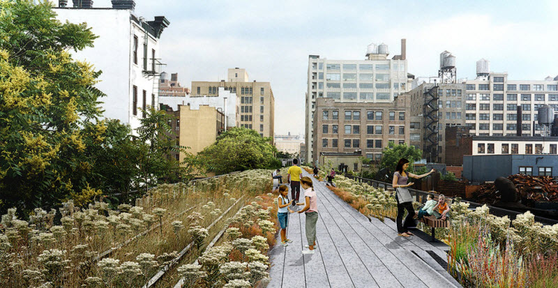 High Line Park in New York | Others