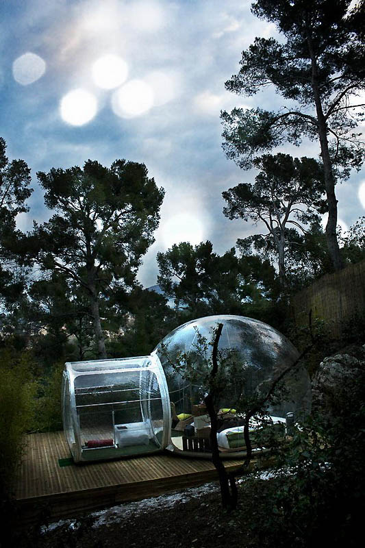 Bubble Rooms - Hotel in France