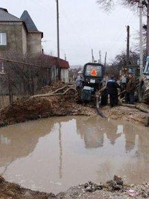 Terrific Road Trap in Russia