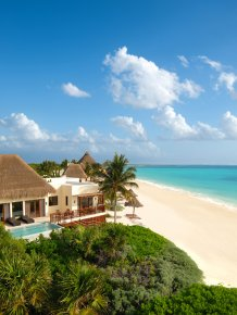 Tropical paradise at the Fairmont Mayakoba in Mexico
