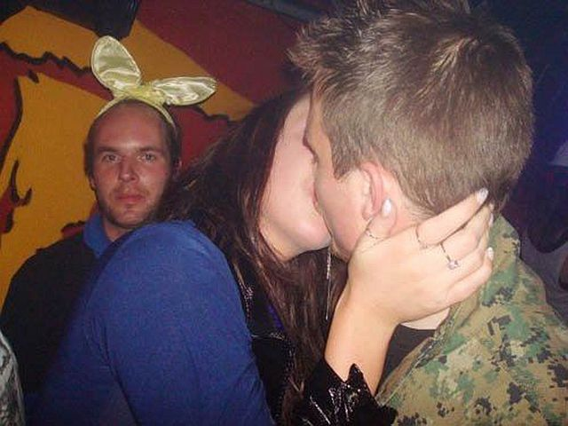 Makeout Photobombs Rule