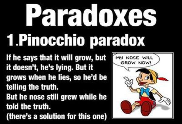 Paradoxes to Drive You Crazy