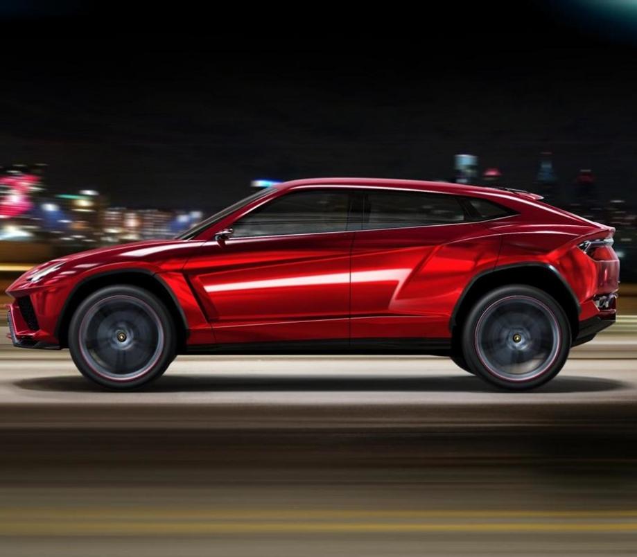 Lamborghini Urus Suv Concept Vehicles