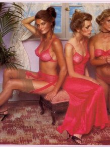 Victoria's Secret catalog in 1979