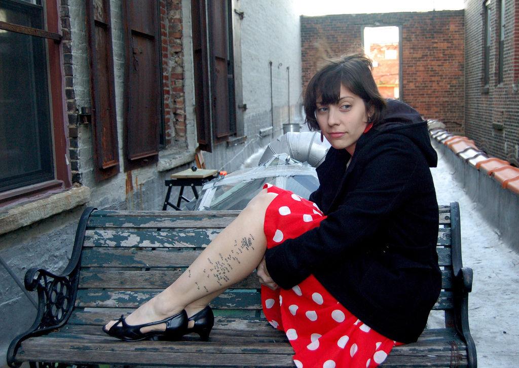 Freakish Leg Tattoo