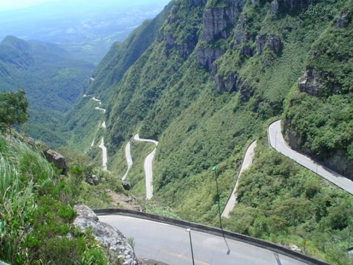 Most Dangerous Roads In The World
