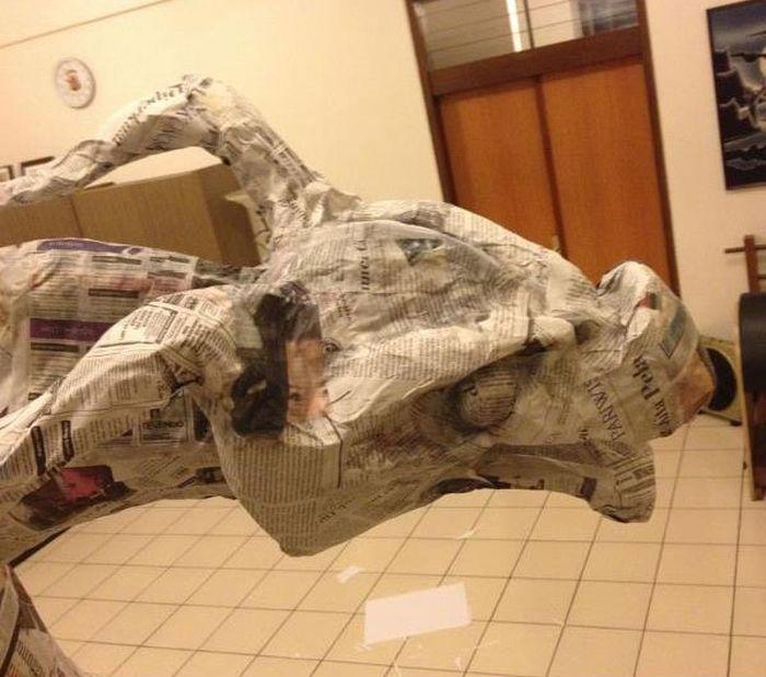 DIY Dragon